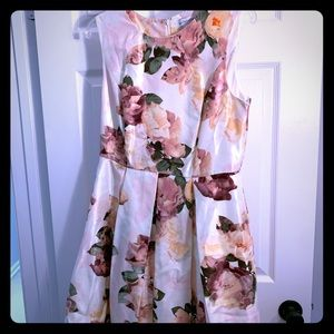 Liz Claiborne floral dress